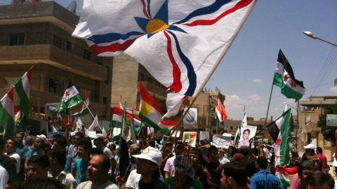 تنسيقية الشباب السريان الأشوريين