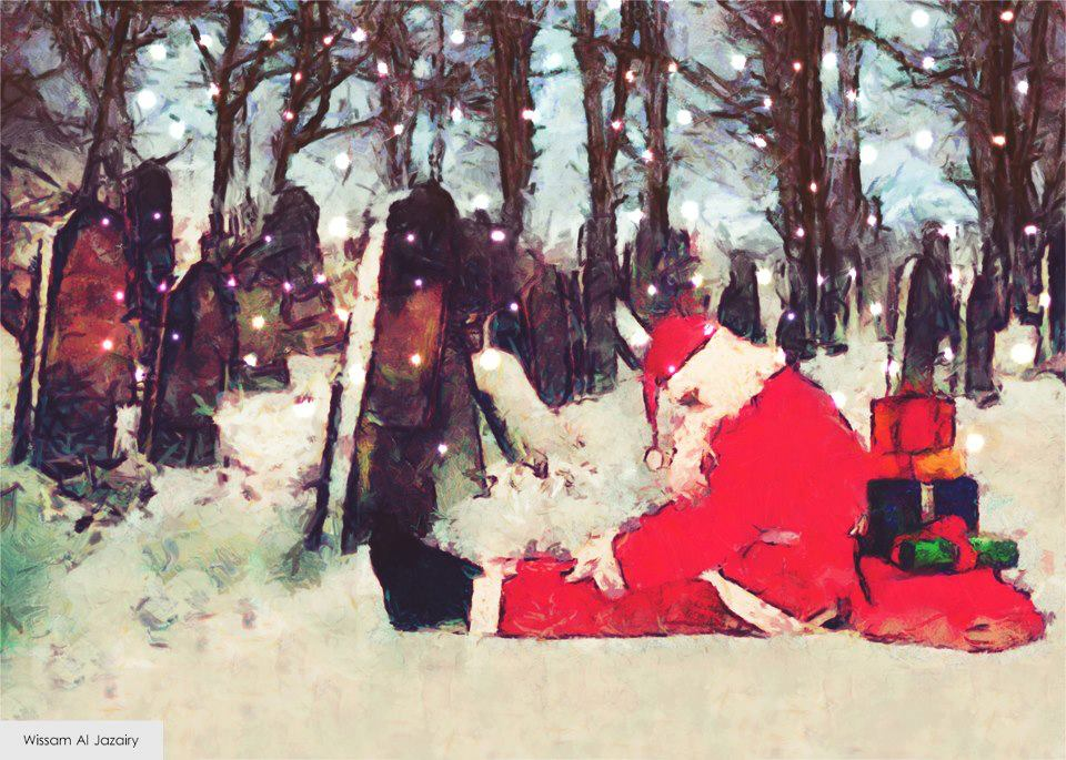 Santa Claus Arts And Crafts