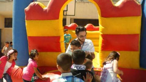 Eid al-Adha campaigns for children