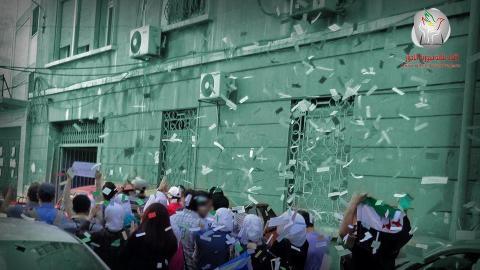 طلاب/ أحرار يختصرون أطوار الانتفاضة السورية