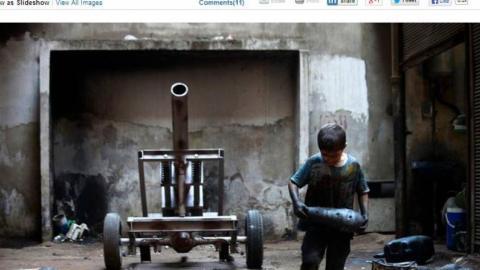 Syrian Photographer Hamid Khatib Evades Death to Capture Life