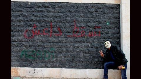 انزياح الدوافع في الصراع السوري