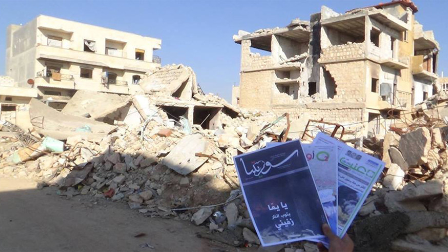 الإعلام السوري البديل.. نجاح قليل وغياب الشفافية