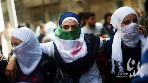 المرأة السورية وبناء التغيير (1)