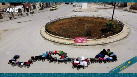 Homs: The Exodus and the Victory of Life
