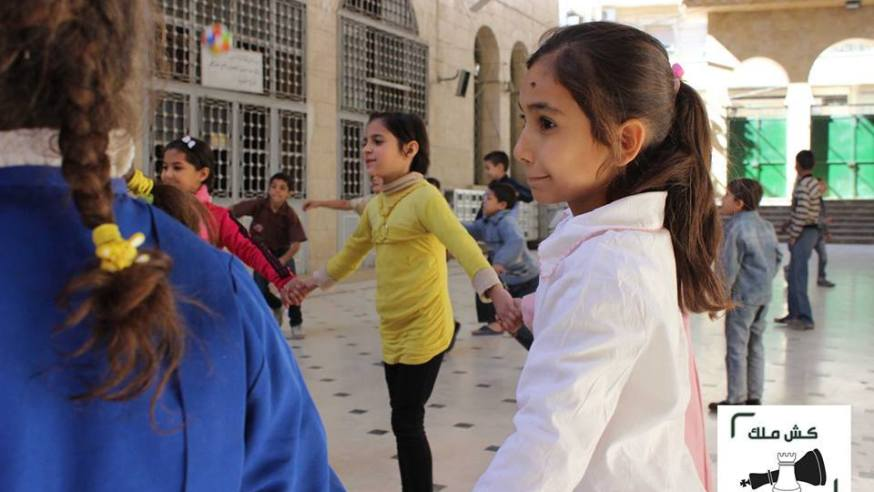 "Education is Syria's ""Chance for Change"""