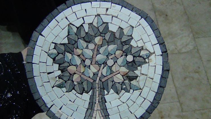 Mosaic by the Mazaya Center