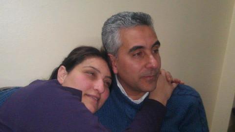أضربت عن الطعام بعد مئتي وتسع وثلاثين رسالة لزوجها المعتقل