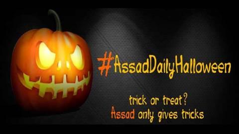 Assad Daily Halloween