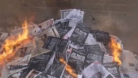 Syrian Newspapers Attacked for Standing with Charlie Hebdo Victims