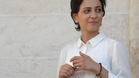 Razan Ghazzawi: Human Rights Defenders at Risk Award