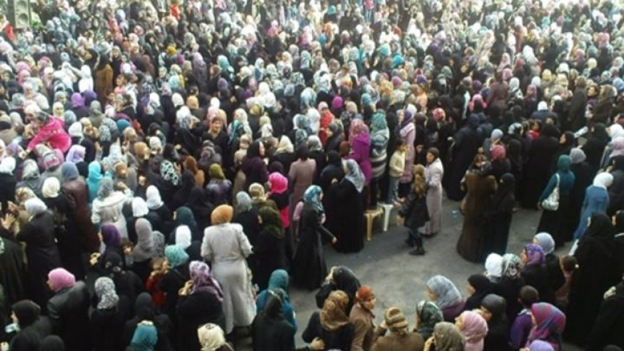 Syrian Women: Partners in Revolution