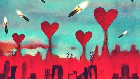 الحب منقذا من الحصار