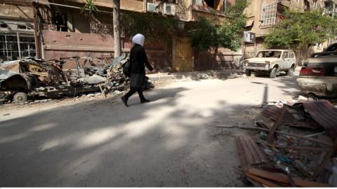 Syrian Women Behind the Siege