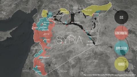 بدرخان علي: دولة كردية في سوريا …بلا سكان أكراد!!
