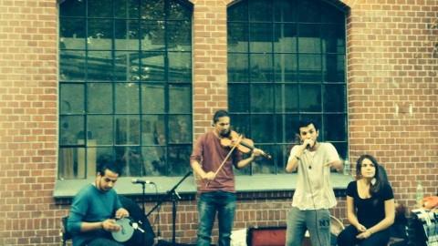 Mazaj Band: Down with the Homeland