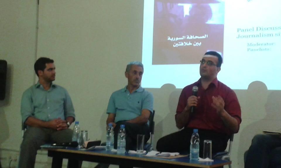 الكاتب والباحث عبد الله الحلاق