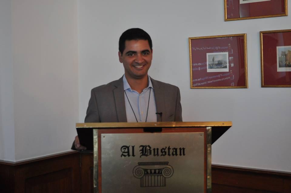 المدير التنفيذي لمؤسسة سمير قصير أيمن مهنا