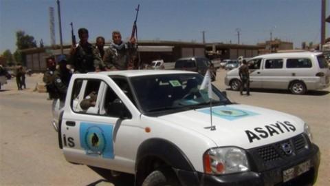 الأسَايِش، نظام الأسد الكردي