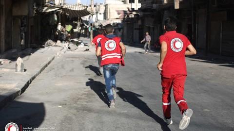 شهادة من عاملي الهلال الأحمر (3)