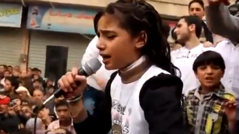Songs Return to the Syrian Revolution