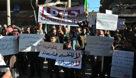 Debate: The New Syria between Flags and Languages
