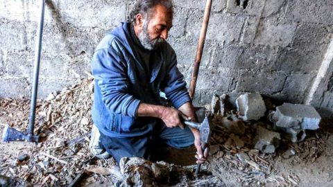 أبو محمد، حطَّاب الغوطة