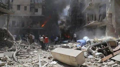 حلب والعالم الطائفي