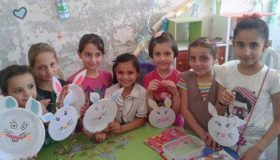 """""""خطوات"""" لدعم أطفال سوريا"""