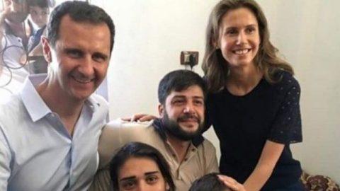 بشار الأسد، ضبع نباتي