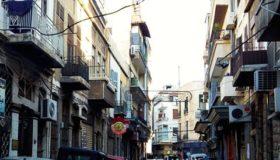 النازحون في دمشق… عوامل التوزع
