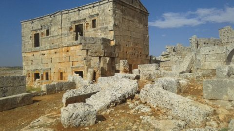 Idlib Antiquities Between Looting, Destruction and Protection