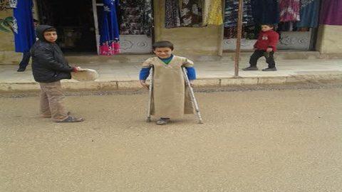 العيش مع الإعاقة.. الرغبة بالحياة