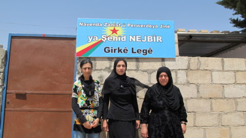 Women's Activist: Rojava Laws a Dream Turned Reality