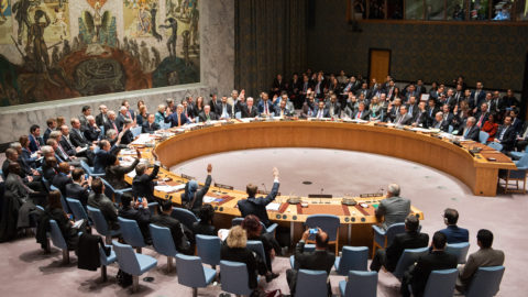 IR Expert: UNSC Reform No Solution for Syria