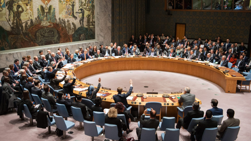 IR Expert: UNSC Reform No Solution for Syria