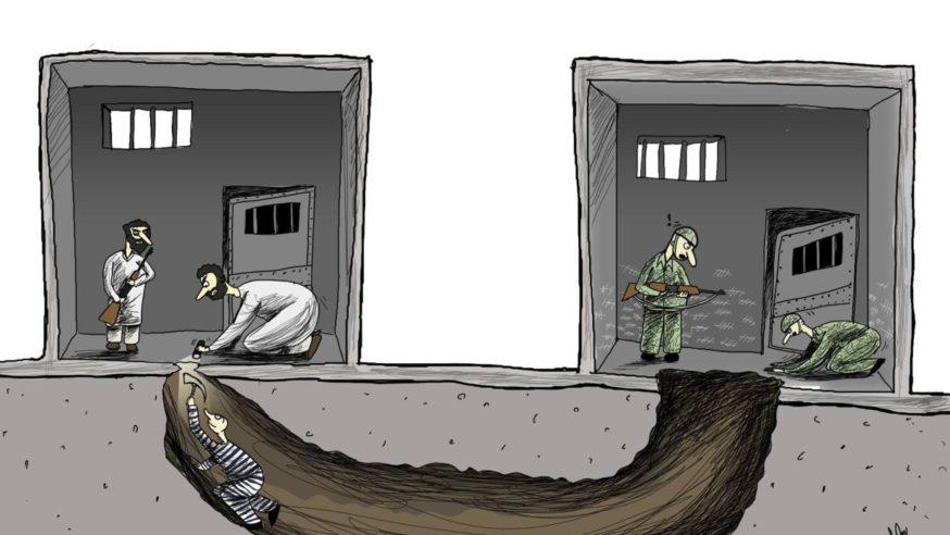 """عن حرية التعبير في سورية.. """"طلعنا عالحرية"""" نموذجا"""