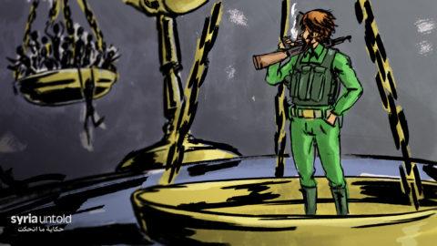 القضاء في إدلب وريفها.. بين فض النزاعات وتعزيز سيطرة الفصائل