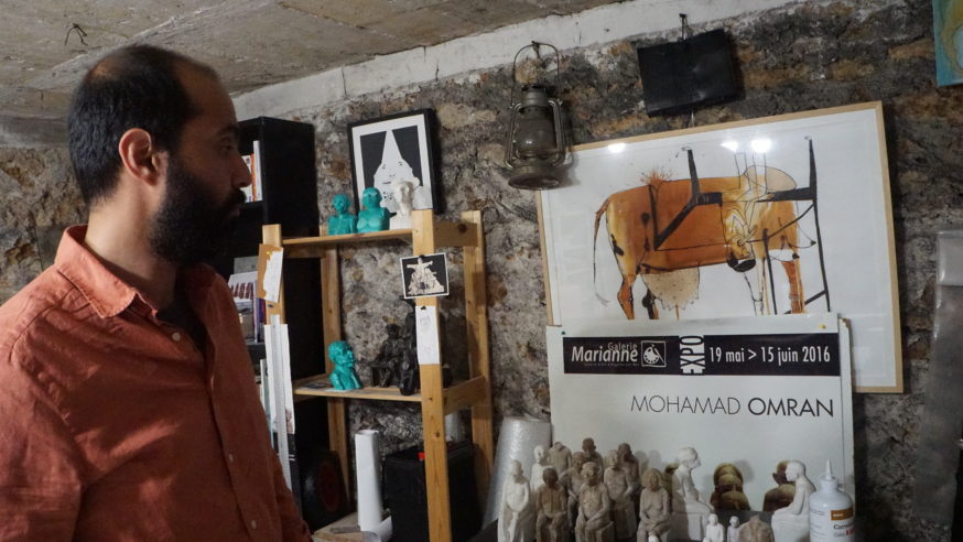 هل يفقد الفنانون السوريون هويتهم في الخارج؟