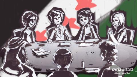 Idlib Local Councils Face Crisis of Trust Under Difficult Circumstances