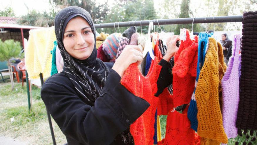 التمكين السياسي ليس أولوية للاجئات السوريات