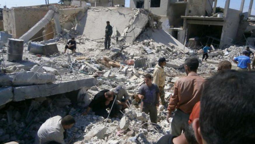الميليشيات ورأسمالية المحاسيب تعيق عملية إعادة إعمار سوريا