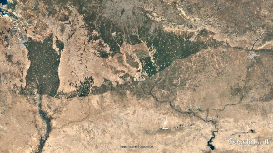 الجفاف.. ليس المشكلة البيئية الوحيدة في سوريا قبل ٢٠١١