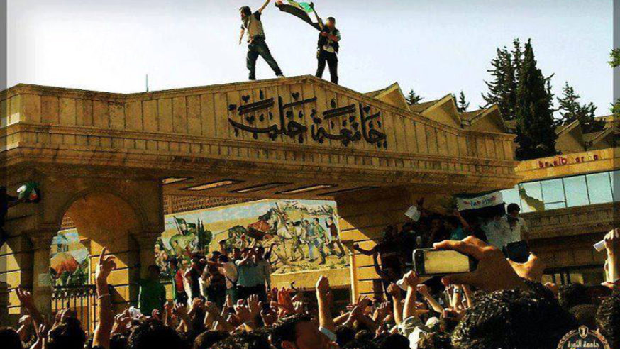 How Hard Is It to Be a University Student in Rebel-Held Syria?