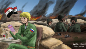 Russian Soldiers in Damascus: Politics Is Not Everything