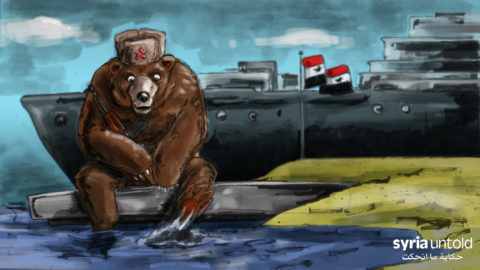 Russian Presence Not Viewed as Occupation on Syrian Coast
