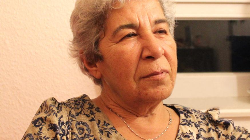فدوى محمود… من المعتقل إلى المطالبة بتحرير المعتقلين
