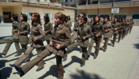 Belonging to a Militarized Syria as a Woman